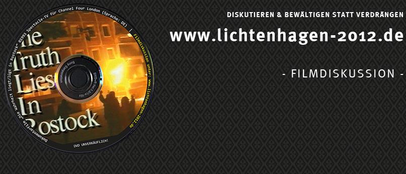 Am 3 august 2012 18 00 uhr startet die lichtenhagen filmnacht im
